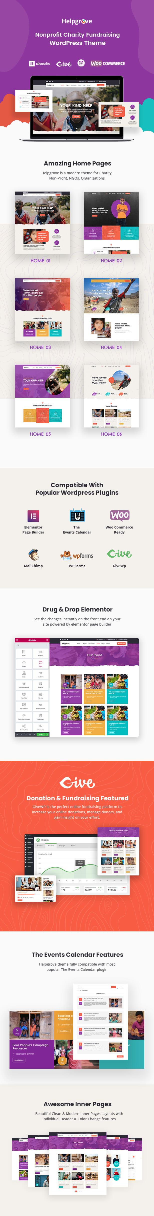 Education WordPress Theme   Edubin
